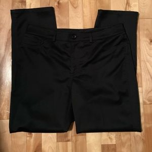 Peace of Cloth black ankle pants